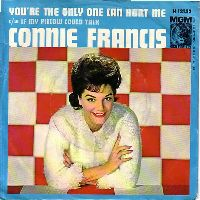 Cover Connie Francis - You're The Only One Can Hurt Me