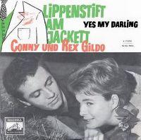 Cover Conny & Rex Gildo - Lippenstift am Jackett