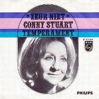 Cover Conny Stuart - Zeur niet