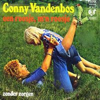 Cover Conny Vandenbos - Een roosje, m'n roosje