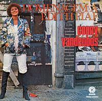 Cover Conny Vandenbos - Hommage aan Edith Piaf