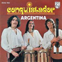 Cover Conquistador - Argentina