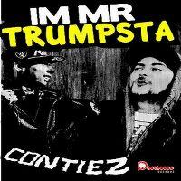 Cover Contiez feat. Treyy G - Trumpsta