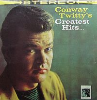 Cover Conway Twitty - Greatest Hits...