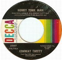 Cover Conway Twitty - Honky Tonk Man