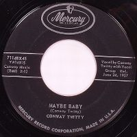 Cover Conway Twitty - Maybe Baby