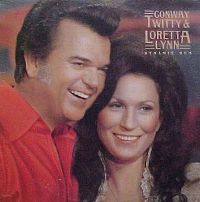 Cover Conway Twitty & Loretta Lynn - Dynamic Duo