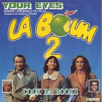 Cover Cook Da Books - Your Eyes