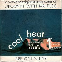Cover Cool Heat - Groovin' With Mr. Bloe