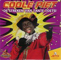 Cover Coole Piet - De streken van tante Toets!