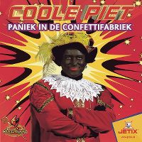Cover Coole Piet - Paniek in de confettifabriek