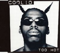 Cover Coolio - Too Hot