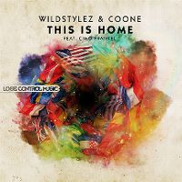 Cover Coone & Wildstylez feat. Cimo Fränkel - This Is Home