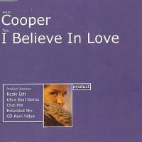Cover Cooper (NL1) - I Believe In Love