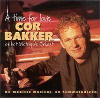 Cover Cor Bakker & Metropole Orkest - A Time For Love