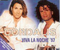 Cover Cordalis - Viva la noche '97
