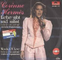 Cover Corinne Hermès - Liebe gibt und nimmt