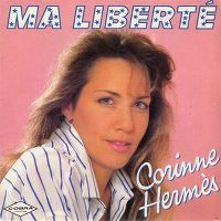 Cover Corinne Hermès - Ma liberté