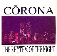 Cover Corona - The Rhythm Of The Night