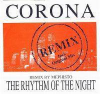 Cover Corona - The Rhythm Of The Night