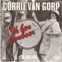 Cover Corrie van Gorp - Ik ben tamboer