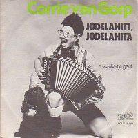 Cover Corrie van Gorp - Jodelahiti, jodelahita
