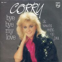 Cover Corry - Bye Bye My Love