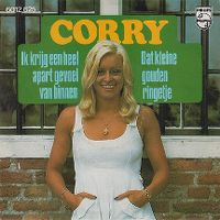 Cover Corry - Ik krijg een heel apart gevoel van binnen