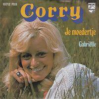 Cover Corry - Je moedertje