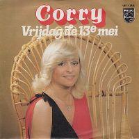 Cover Corry - Vrijdag de 13e mei