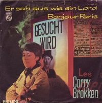 Cover Corry Brokken - Er sah aus wie ein Lord