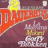 Cover Corry Brokken - La Mamma