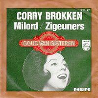 Cover Corry Brokken - Milord