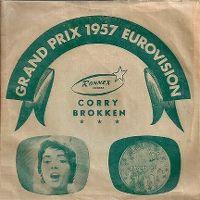 Cover Corry Brokken - Net als toen