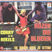 Cover Corry & De Rekels - Rozen die bloeien