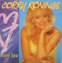 Cover Corry Konings - Voor jou