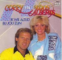 Cover Corry & Koos Alberts - Ik wil altijd bij jou zijn