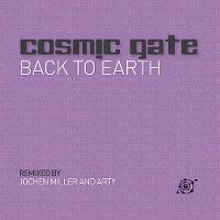 Cover Cosmic Gate - Back To Earth