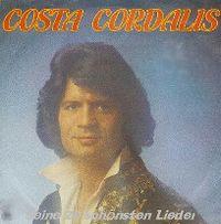 Cover Costa Cordalis - Seine 20 schönsten Lieder