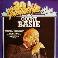 Cover Count Basie - 20 Greatest Hits