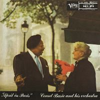 Cover Count Basie - April In Paris