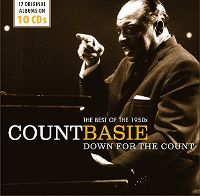 Cover Count Basie - Down For The Count