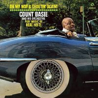 Cover Count Basie And His Orchestra - On My Way & Shoutin' Again