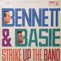 Cover Count Basie And His Orchestra / Tony Bennett - Count Basie Swings, Tony Bennett Sings