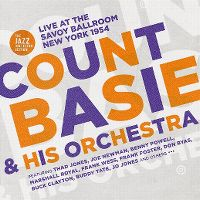 Cover Count Basie & His Orchestra - Live At The Savoy Ballroom New York 1954