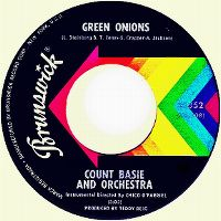 Cover Count Basie & Orchestra - Green Onions