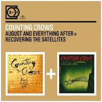 Cover Counting Crows - August And Everything After + Recovering The Satellites