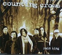 Cover Counting Crows - Rain King
