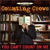 Cover Counting Crows - You Can't Count On Me