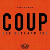 Cover Coup - Der Holland Job